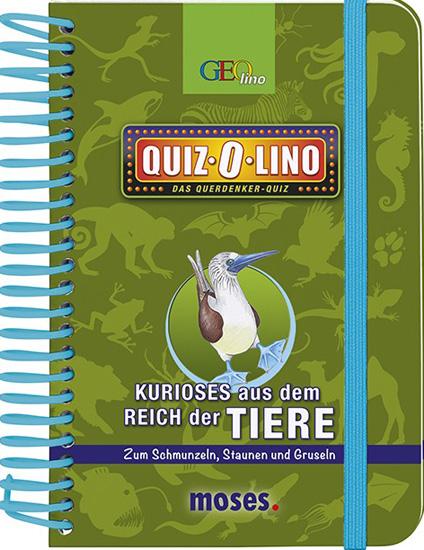 Quiz-O-Lino - Kurioses aus dem Reich der Tiere