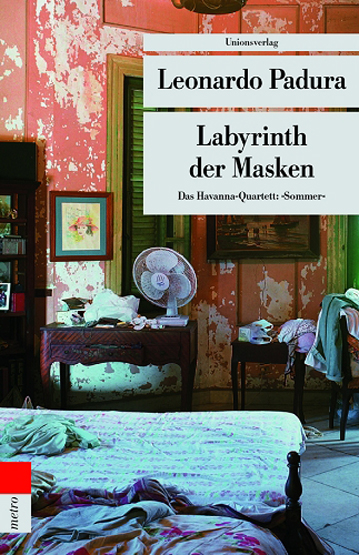 03 Havanna Quartett 3_4 Labyrinth der Masken