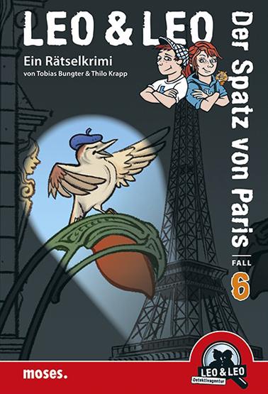 Leo und Leo_6-Der Spatz von Paris