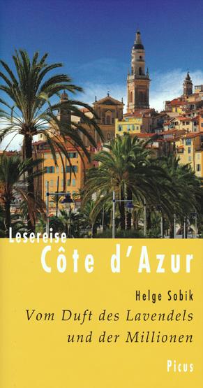 Lesereise Cote d'Azur