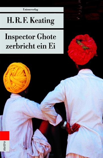 01 - Inspector Ghote zerbricht ein Ei