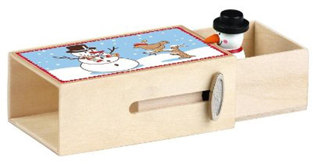 Holz-Spieluhrbox