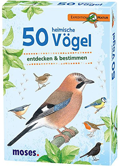 50 Vögel