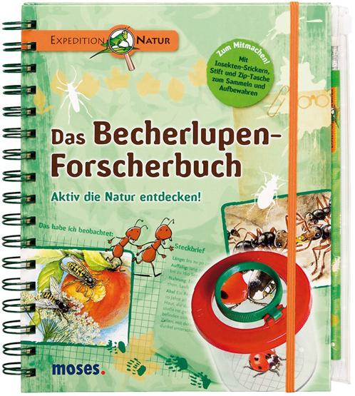 Becherlupenforscherbuch