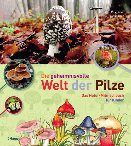 Die geheimnisvolleWelt der Pilze
