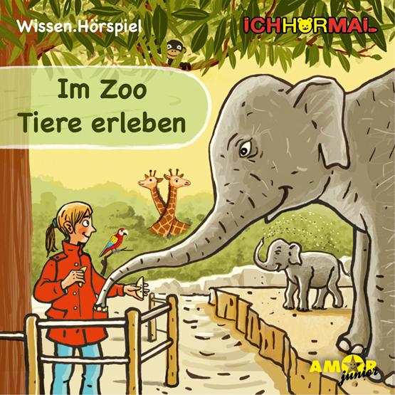 Im Zoo Tiere erleben