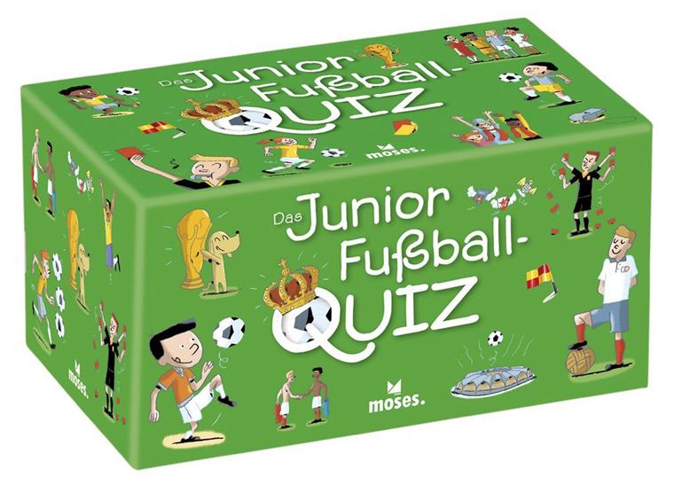 Junior Fußball Quiz