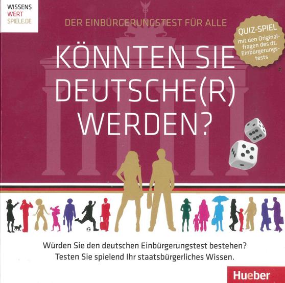 Könnten Sie Deutscher werden