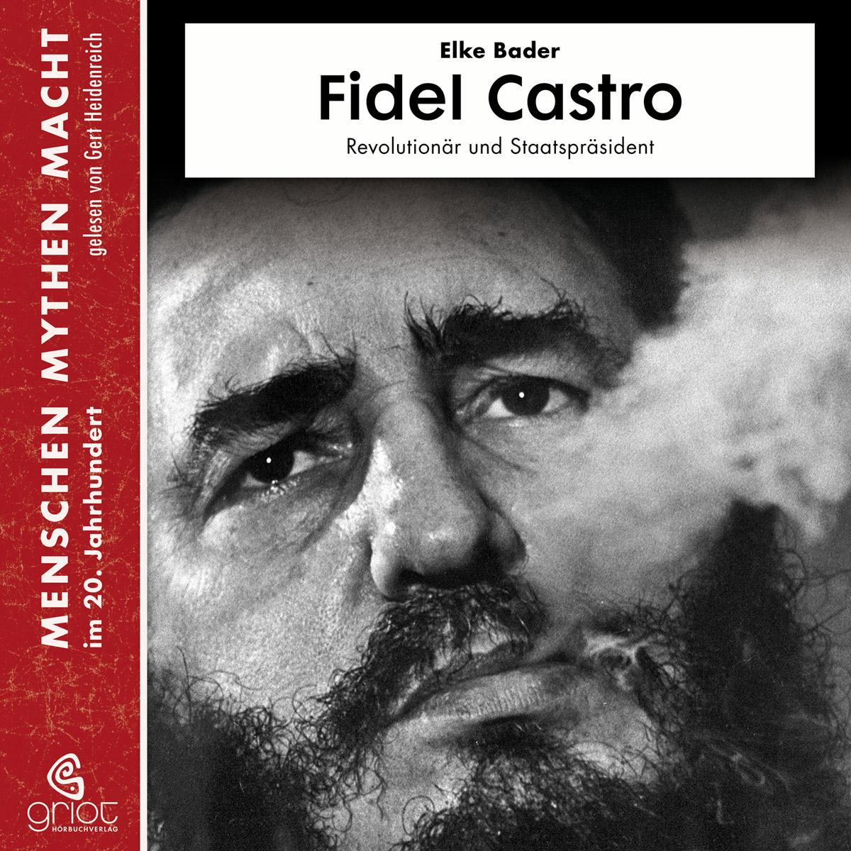 Fidel Castro Hörbuch